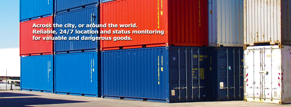 Container & asset tracking
